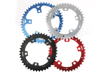 Sinz Racing expert chainrings 5 bolt 110mm BCD
