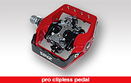 Sinz Racing home pedal