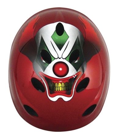 ROY CLWN red clown helmet